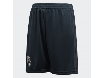 Real Madrid away shorts 2018/19 - youth