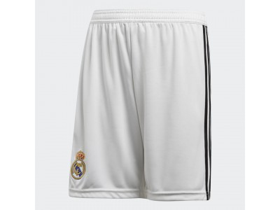 Real Madrid home shorts 2018/19 - youth