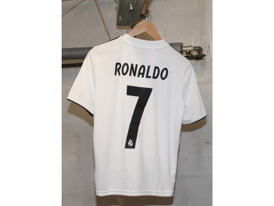 Real Madrid home jersey 2018/19 - youth - Ronaldo 7