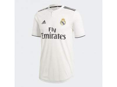 Real Madrid home jersey authentic 2018/19
