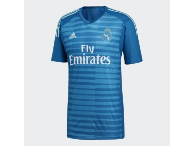 Real Madrid goal keeper away jersey 2018/19