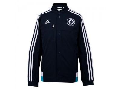 Chelsea Anthem Jacket 2014/15 - Navy, Youth