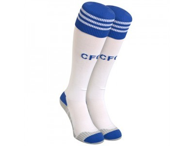 Chelsea home socks 2011/12 - youth + adult