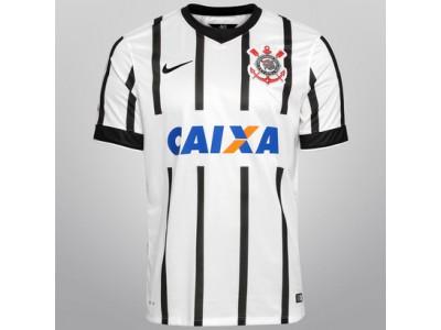 Corinthians Home Jersey 2014/15 - Men's