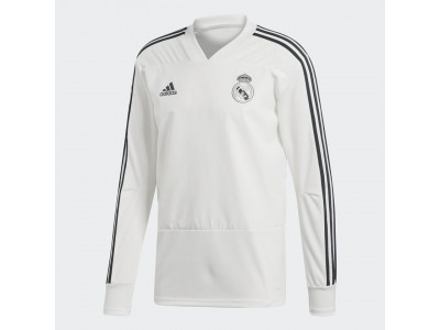 Real Madrid sweat top 2018/19 - white