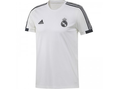 Real Madrid tee 2018/19 - white