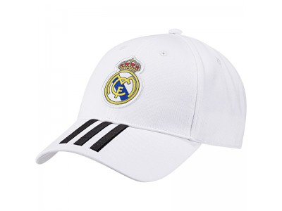Real Madrid cap 2018/19 - white
