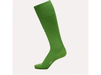 Denmark goalie socks 2020/22 - green - by Hummel
