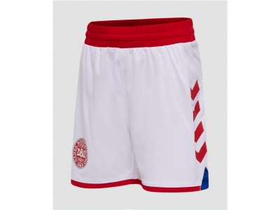 Denmark home shorts 2020/22 - youth - by Hummel