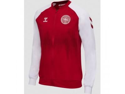 Denmark lineup jacket 2020/22 - by Hummel