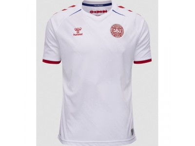 Denmark away jersey 2020/22 - by Hummel