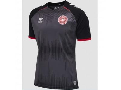 Denmark goalie jersey 2020/22 - black - youth - by Hummel