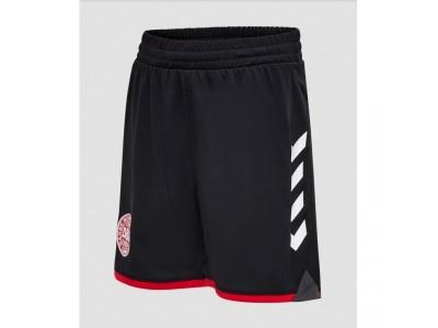 Denmark goalie shorts 2020/22 - youth - by Hummel