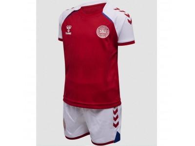 Denmark home kit 2020/22 - little boys - by Hummel
