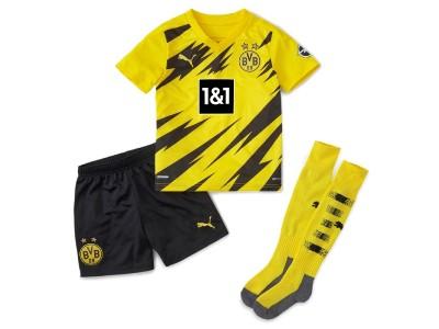 Dortmund home kit 2020/21 - little boys