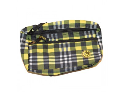 Dortmund wash bag - chequered