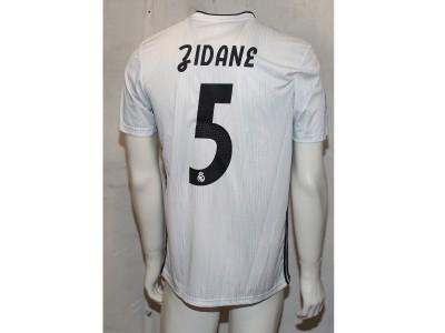 Tiro 19 jersey white - Zidane 5 - ZZ