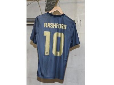 Manchester United third jersey 2018/19 - YXL - Rashford 10