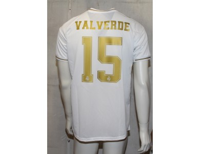 Real Madrid home jersey 2019/20 - Valverde 15