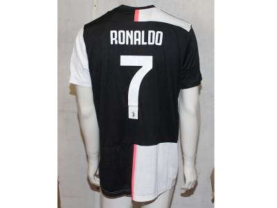 Juventus home jersey 2019/20 - RONALDO 7 - UCL