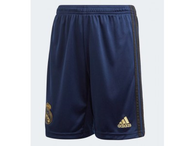 Real Madrid away shorts 2019/20 - youth