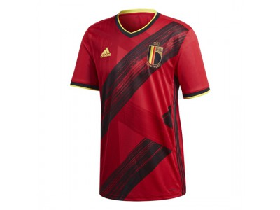 Belgium Home Jersey Euro 2020 - by adidas