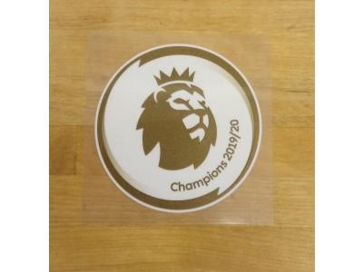 Premier League Champions 2019/20 Sleeve Badge - player's