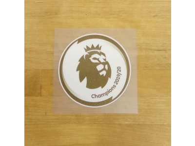 Premier League Champions 2019/20 Sleeve Badge - replica