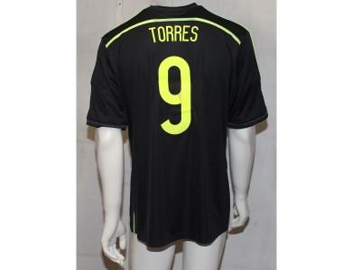 Spain away jersey 2014 - adult - Torres 9