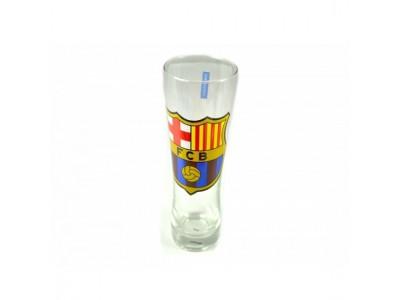 Barcelona tall slim pint glass