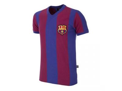 FC Barcelona 1955/56 Retro Football Shirt