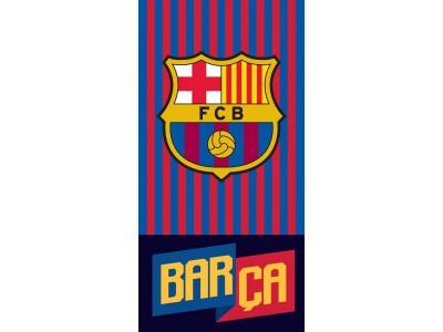 FC Barcelona towel - BAR-ca