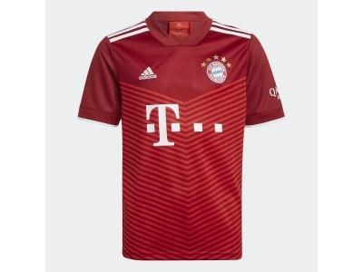 FC Bayern Munich home jersey 2021/22 - by Adidas