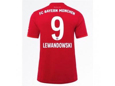 FC Bayern Munich home jersey 2019/20 - LEWANDOWSKI 9
