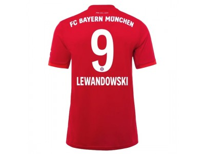 FC Bayern Munich Home Jersey 19/20 - Youth - Lewandowski 9
