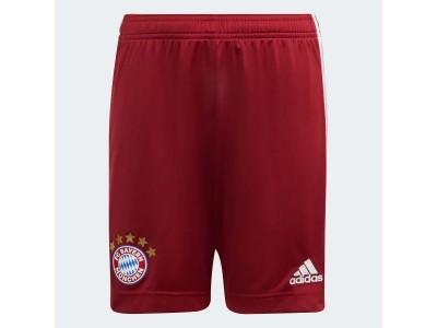 FC Bayern Munich home shorts 2021/22 - youth - by Adidas