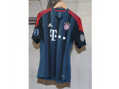 FC Bayern UCL jersey 2013/14 - Ribery 7