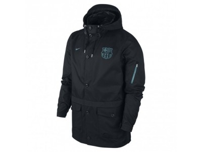FC Barcelona Saturday jacket 2015/16 - black