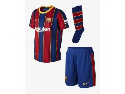 FC Barcelona home kit 2020/21 - little boys