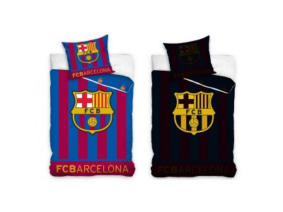 FC Barcelona duvet set - glow in the dark