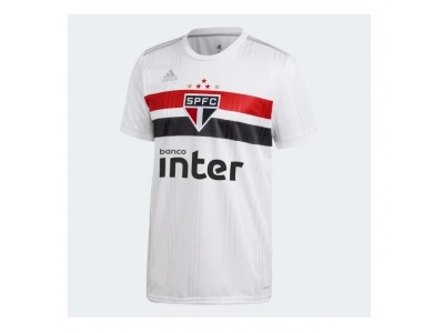 Sao Paulo home jersey 2020 - SPFC - by Adidas