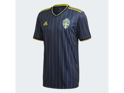 Sweden Away Jersey 2021/22 - by adidas