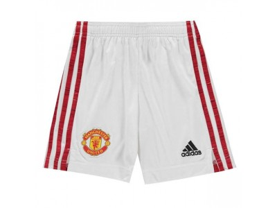 Manchester United home shorts 2020/21 - youth