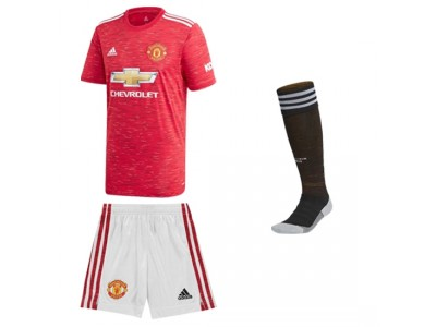 Manchester United home Kit 2020/21 - youth