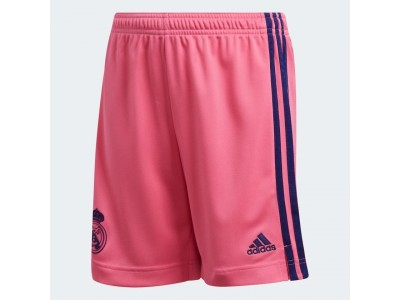 Real Madrid away shorts 2020/21 - youth - by Adidas