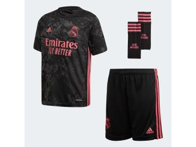 Real Madrid third kit 2020/21 - youth - by Adidas