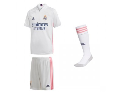 Real Madrid Home Kit 2017/18 - Youth