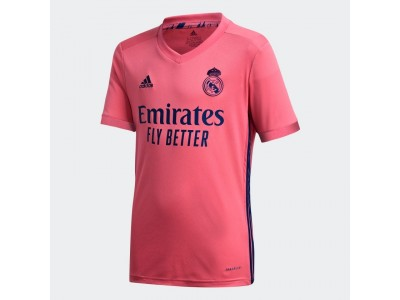Real Madrid away jersey 2020/21 -  youth - by Adidas