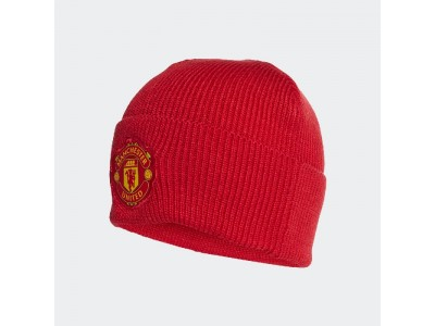 Manchester United woolie hat 2020/21 - red