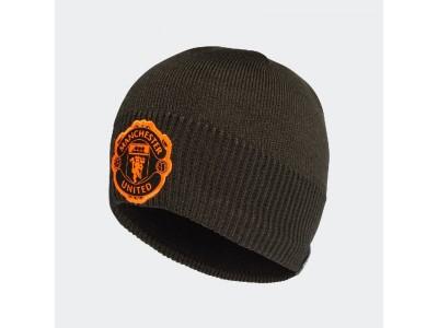 Manchester United woolie hat 2020/21 - black
